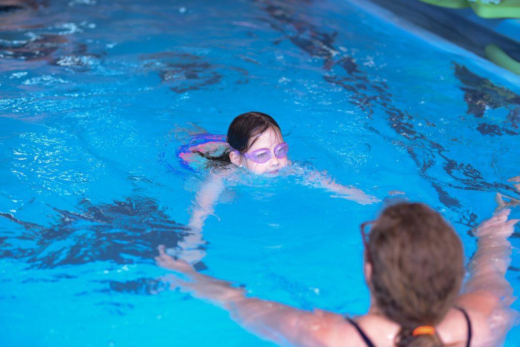 תרגול סגנונות שחייה